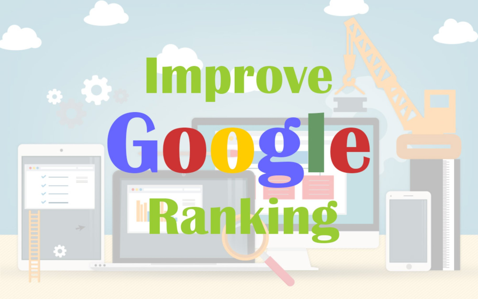 فاکتورهای اصلی کسب رتبه در گوگل و درصد اهمیت شان